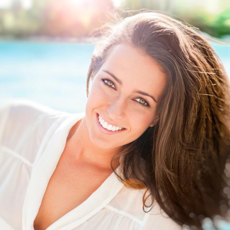 Rachael testimonial of pelle dolce anti aging serum