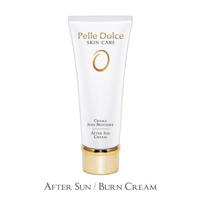 after sun burn cream