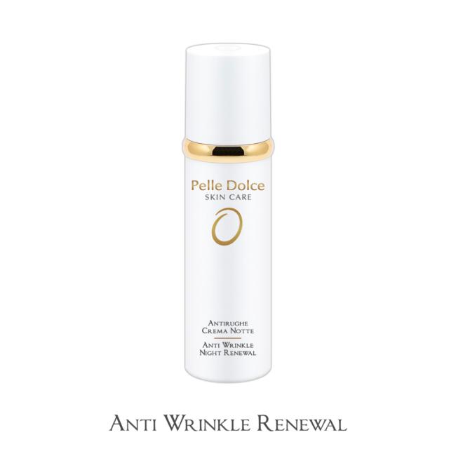 anti wrinkle cream night renewal
